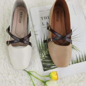 Handmade leather shoes for women and men