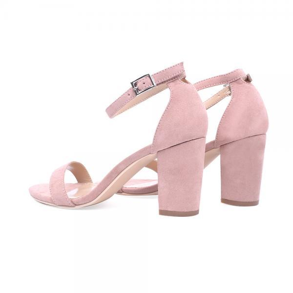 Ankle Strap High Heels Shoes For Women