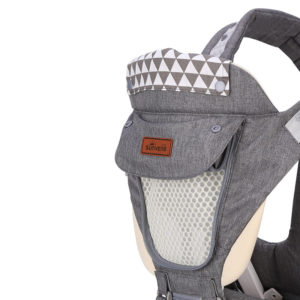 Baby carrying bag multifunction seat belt