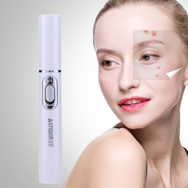 Blue Light Therapy For Acne Pimple Wrinkle Soft Scar