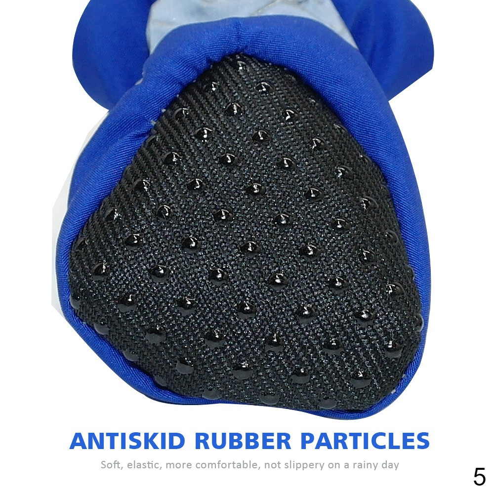 Anti skid - Dog socks waterproof for winter small dogs and puppies
