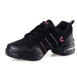 Jazz Dance Shoes Soft Breathable Sneakers