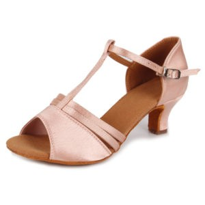 Latin dance shoes for women heel height 7cm/5cm