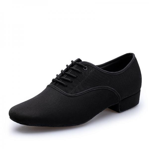 Low Heels Dance Shoes For Men Professional Dancing