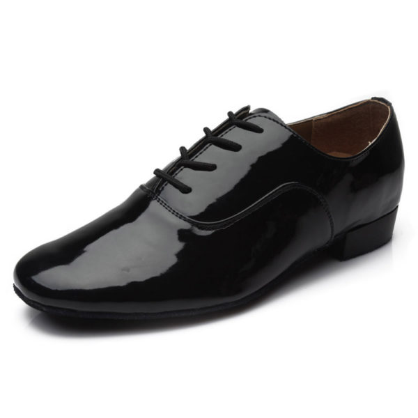 Tango Latin Dance Shoes For Men Lace-Up