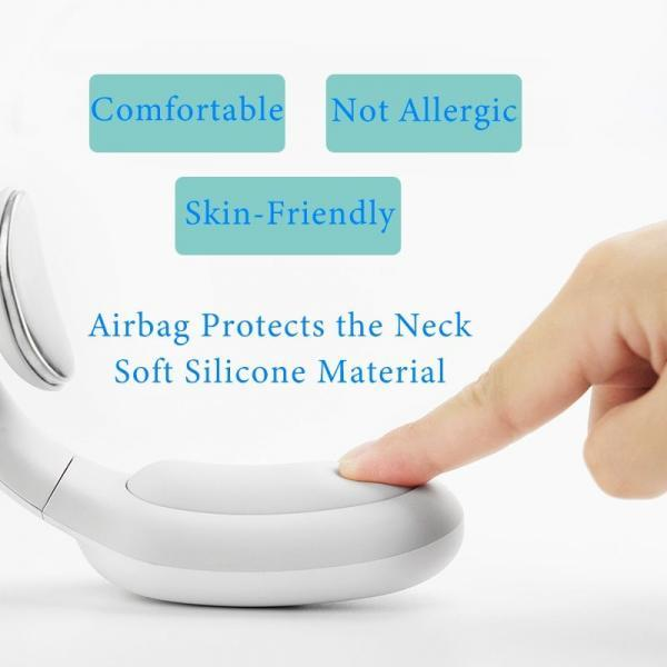Neck massager neck pain relief and relaxation physiotherapy