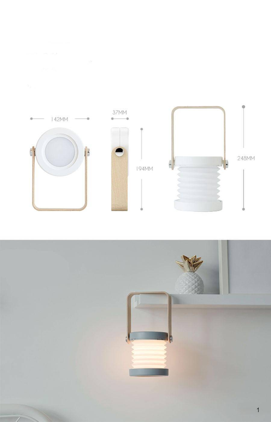 Folding Portable LED Night Lights